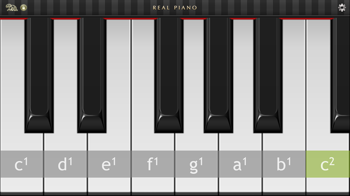 Real Piano Windows Apps on Microsoft Store 712x400