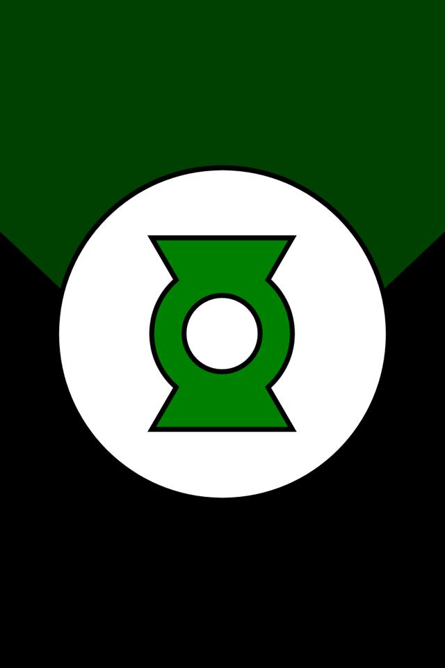Green Lantern Iphone Wallpaper Green lantern ipod 640x960