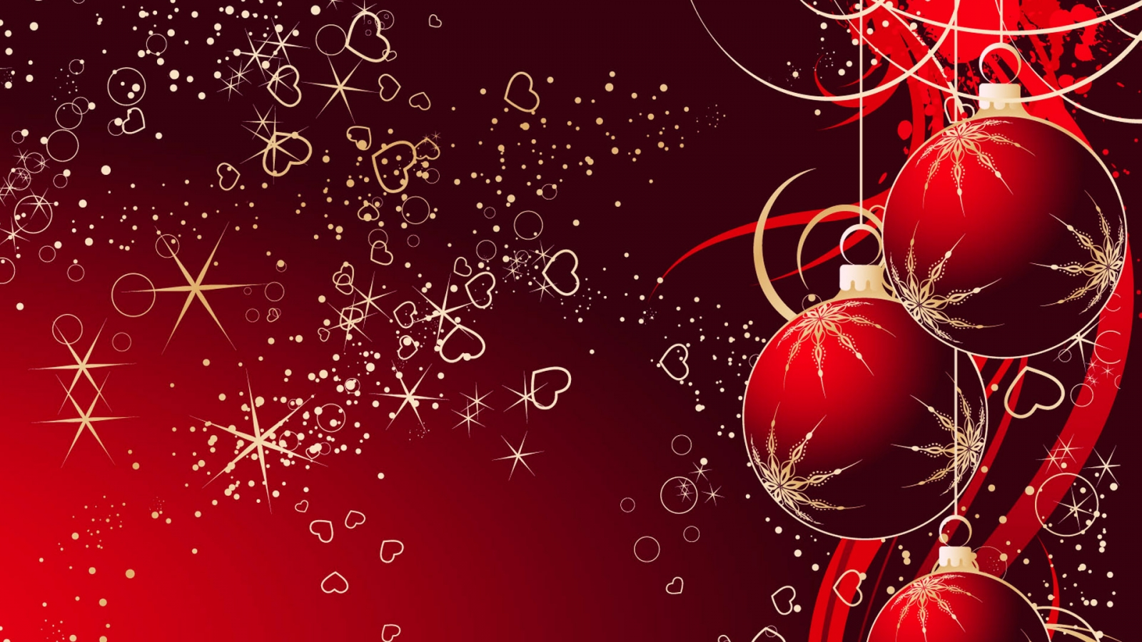 Christmas Wallpapers Merry Christmas 1600x900