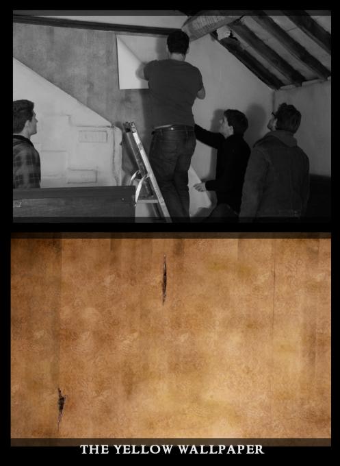 yellowwallpapershortfilm Follow our progress as we near the end of 497x680