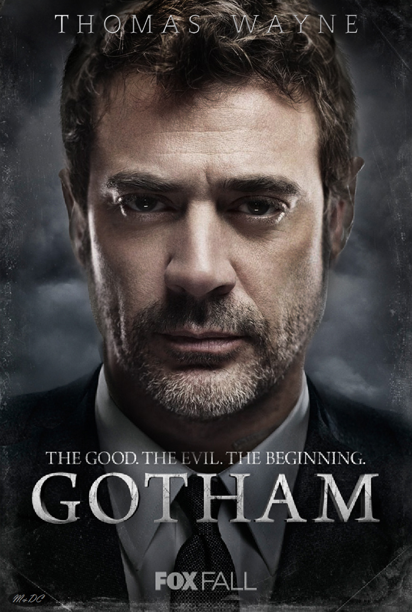 Gotham Season 2 Batman