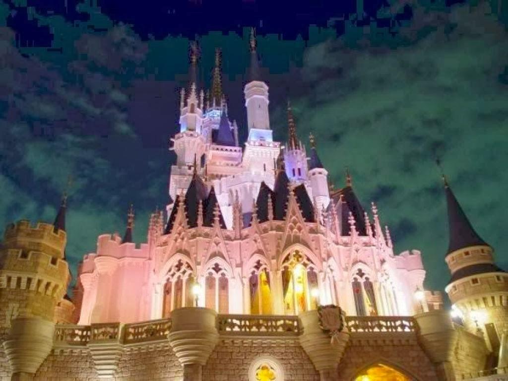 Disney Castle HD Wallpapers Download HD WALLPAERS 4U FREE 1024x768