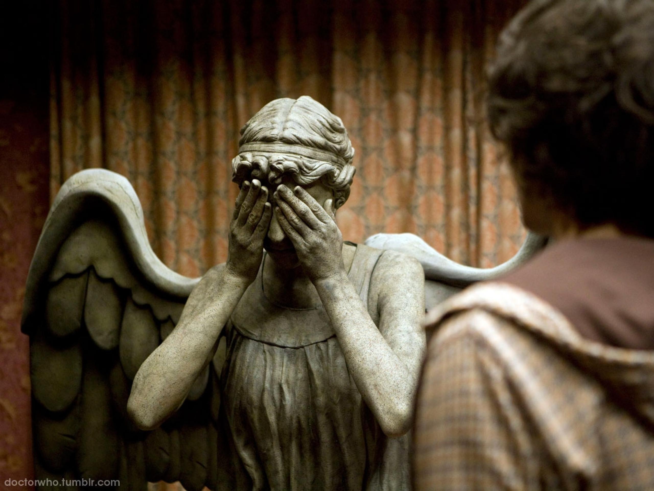 doctor doctor who weeping angel 1280x853 wallpaper Art HD Wallpaper 2560x1920