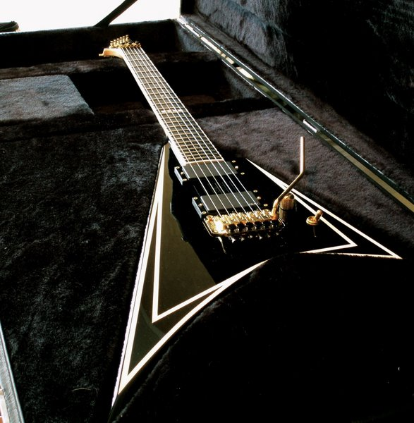 Free Download Hromov635 Esp Guitar Wallpaper 587x600 For