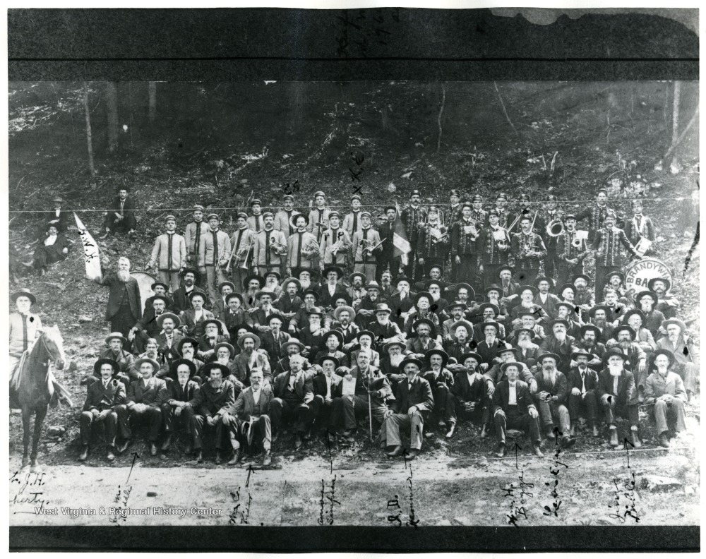 Civil War Soldiers Reunion in Pendleton County W Va   West 1000x792