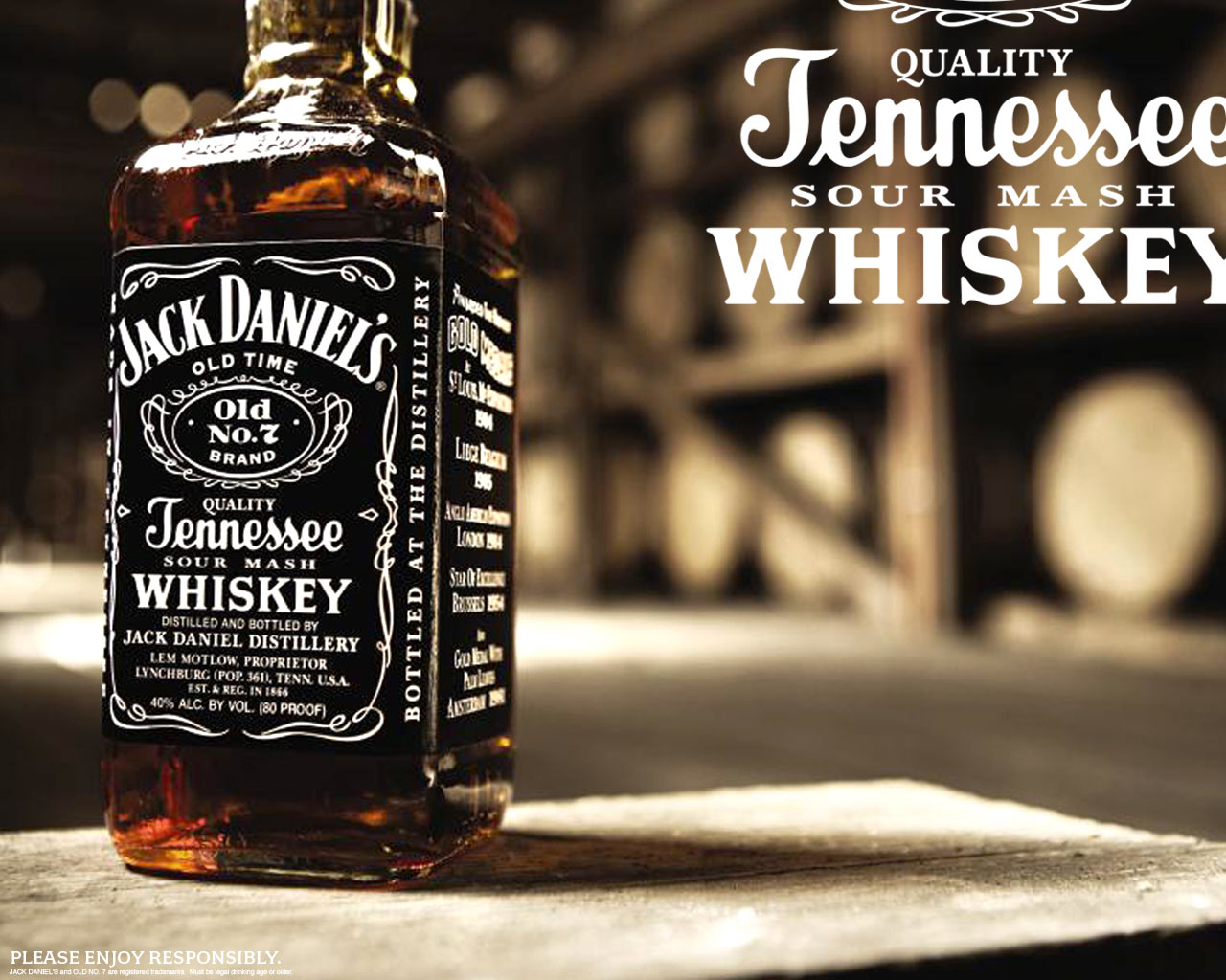 Pics Photos   Jack Daniels Hd Wallpaper 1280x1024