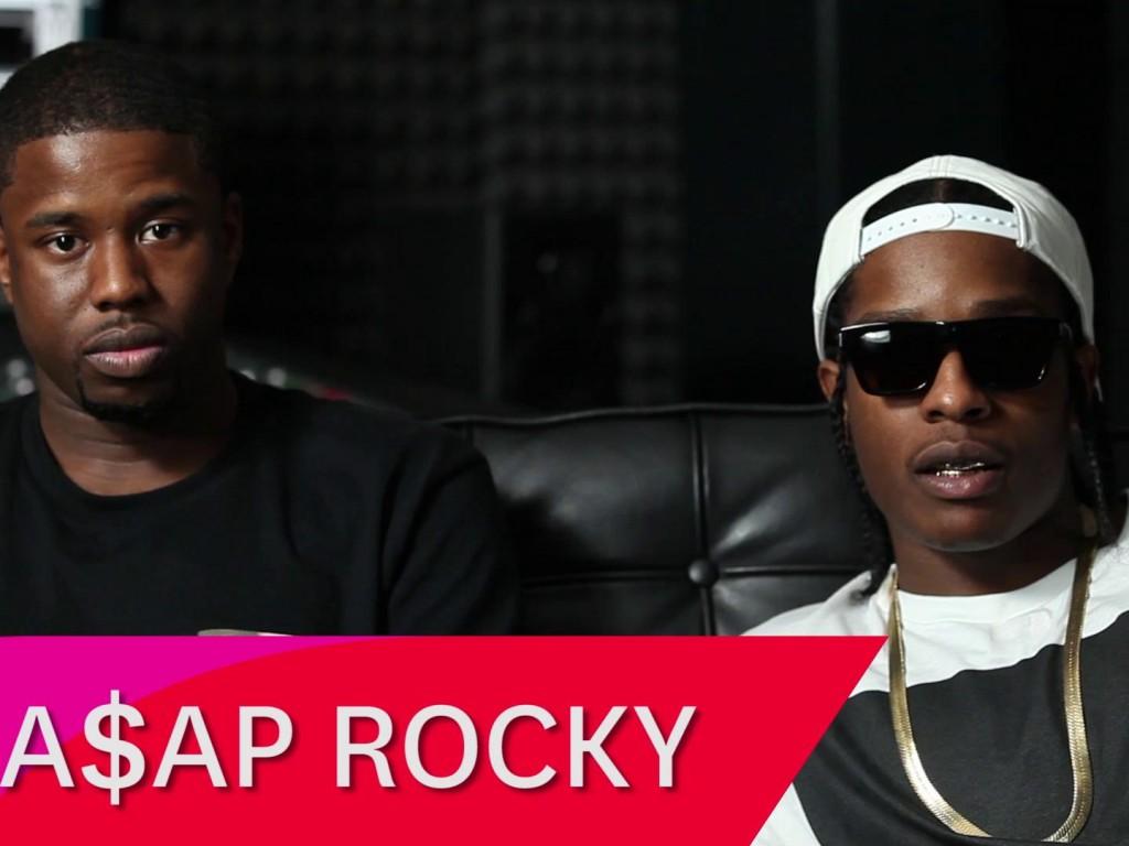 ASAP Rocky Wallpaper Rap Wallpapers 1024x768