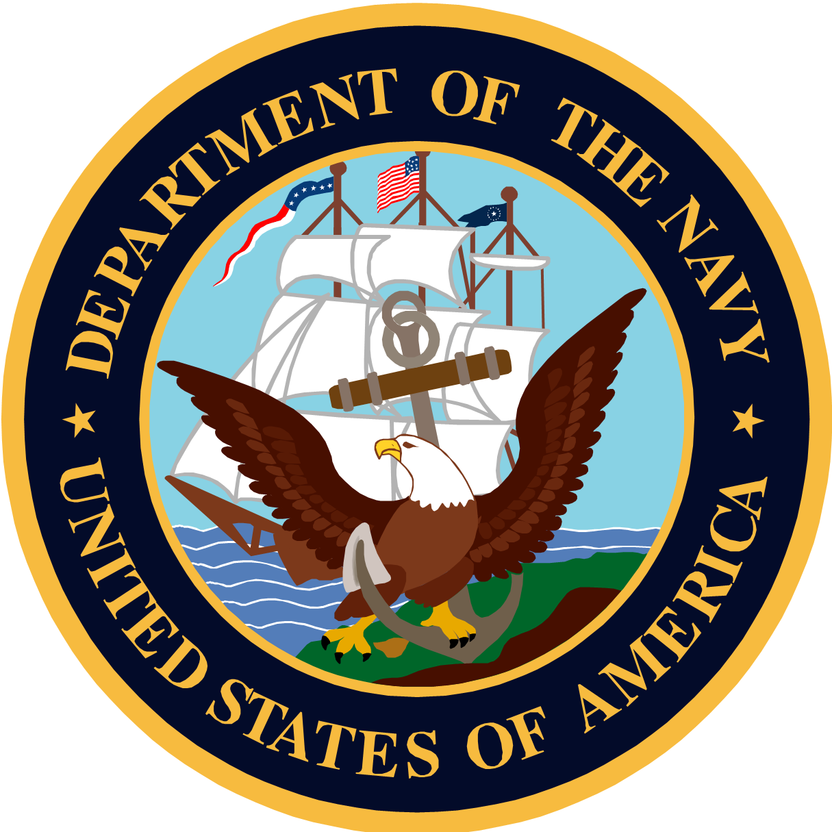 Navy Logo HUNT LOGO 1215x1215