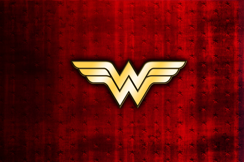 Wonder Woman Logo Wallpapers 6000x4000