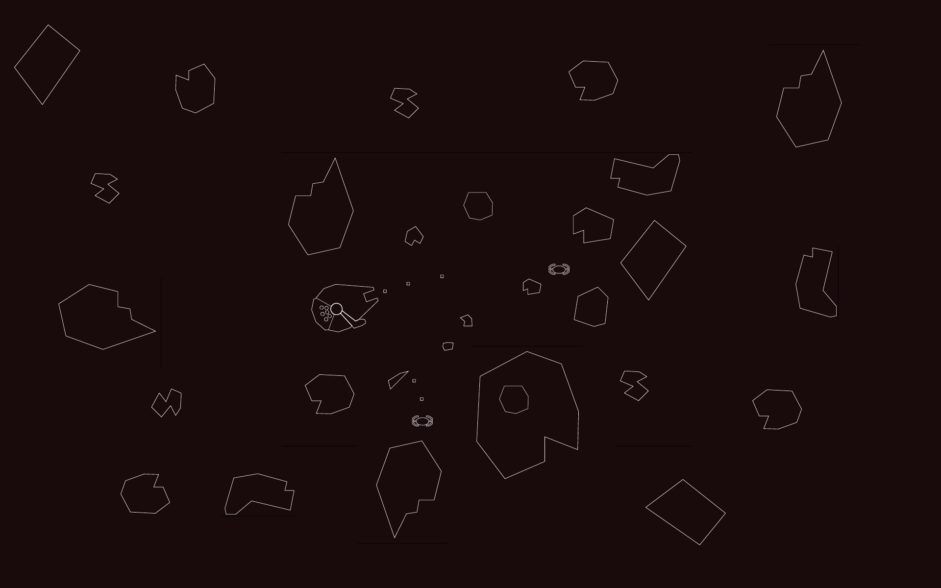 retro games asteroids falcon millenium wallpaper wallpapers imagesjpg 1920x1200