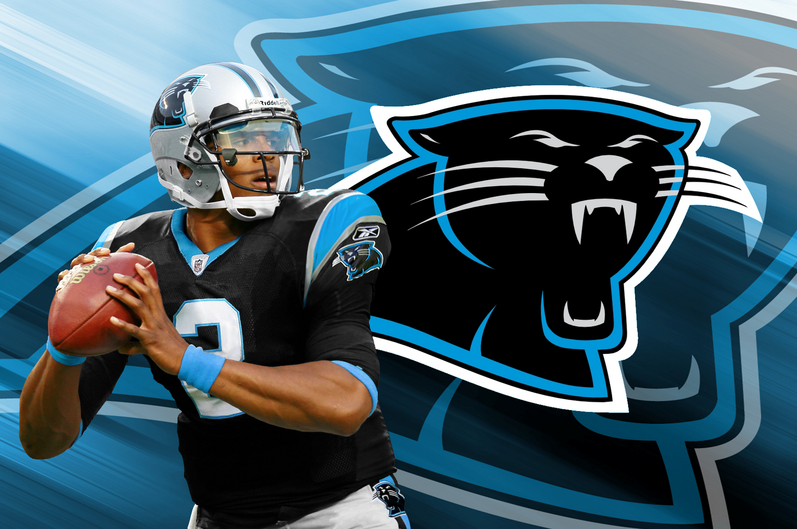 NFL Wallpapers Cam Newton   Carolina Panthers 1600x1063