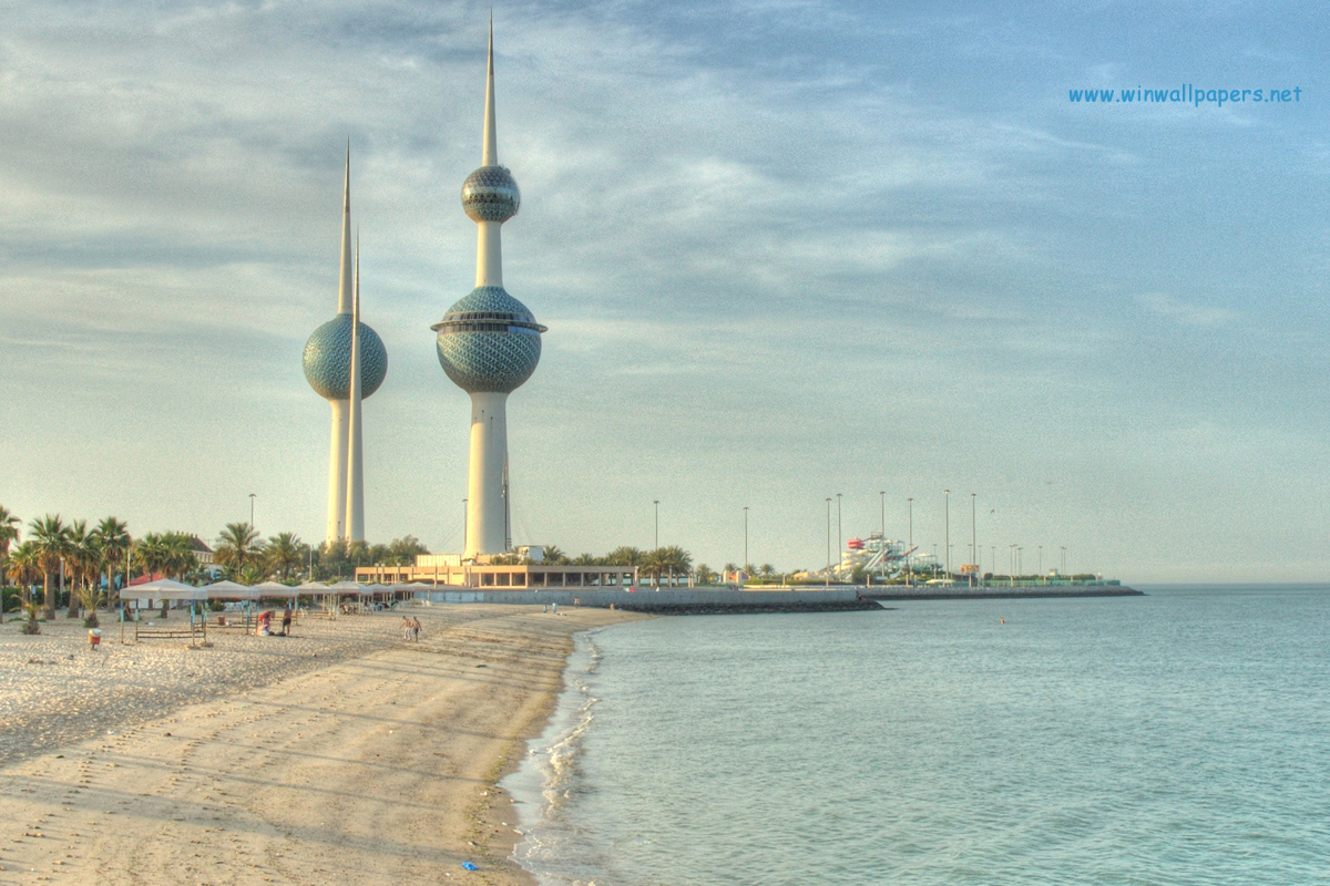 Kuwait City Wallpapers and Background Images   stmednet 1200x800