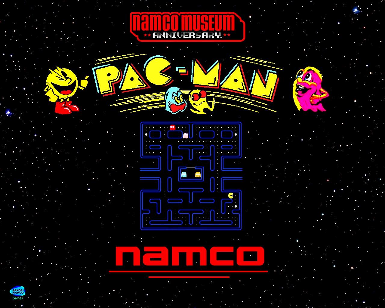 Pac man Mania 1280x1024