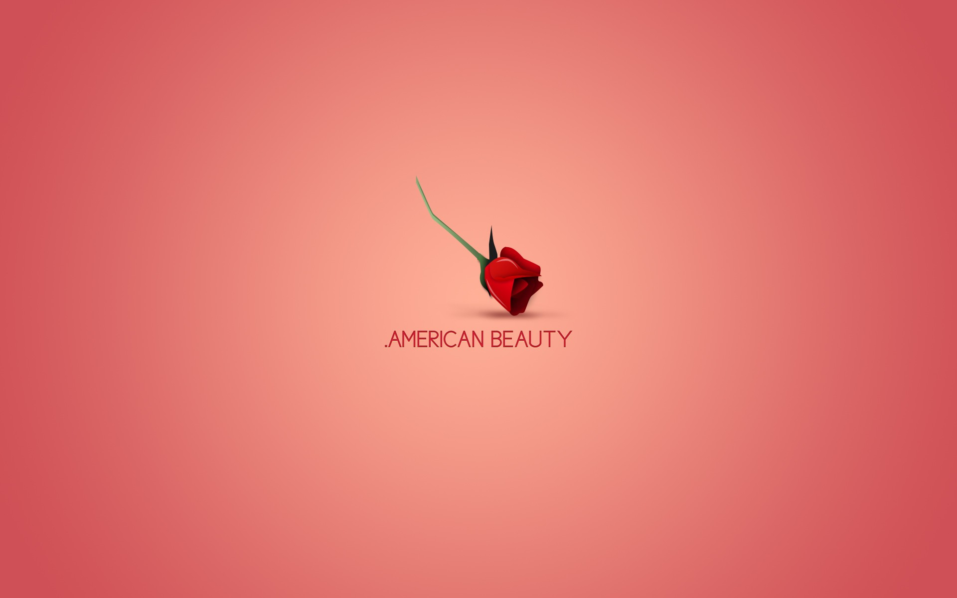 Minimalistic movies American Beauty wallpaper 1920x1200 184226 1920x1200