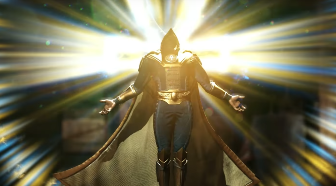 Doctor Fate Revealed for Injustice 2 in Mystifying 672x372