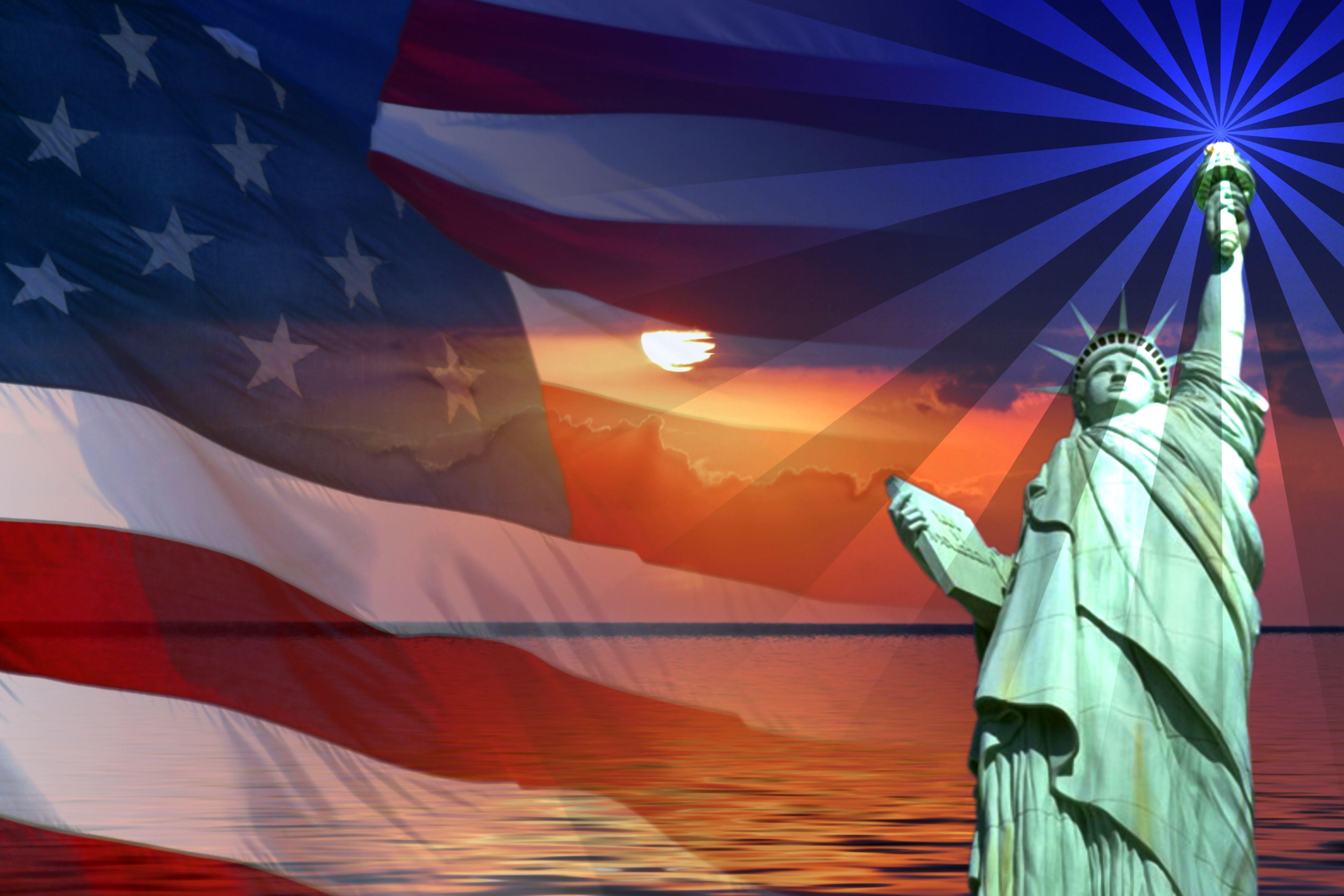 Patriotic Backgrounds 5400x3600