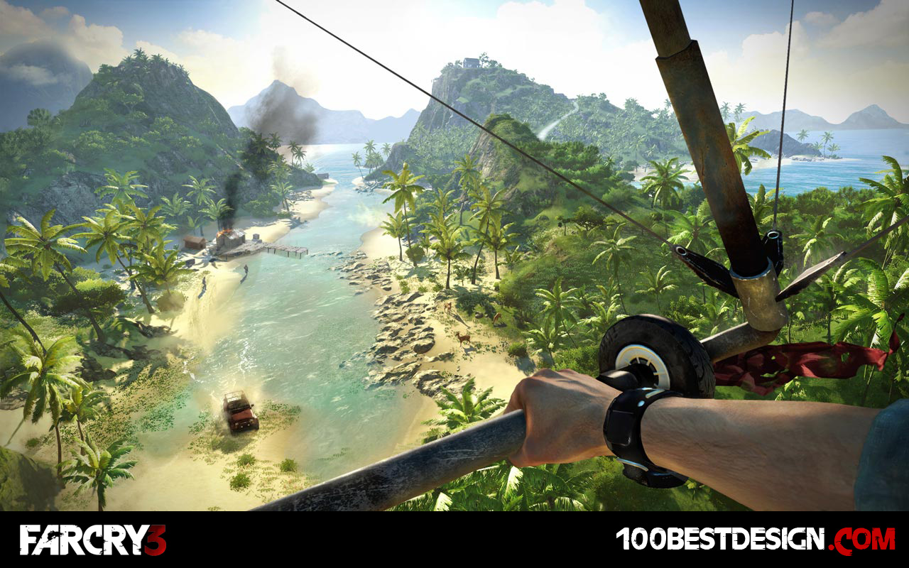 100 Best Far Cry 3 HD Wallpapers And Backgrounds 100 Best Design 1280x800