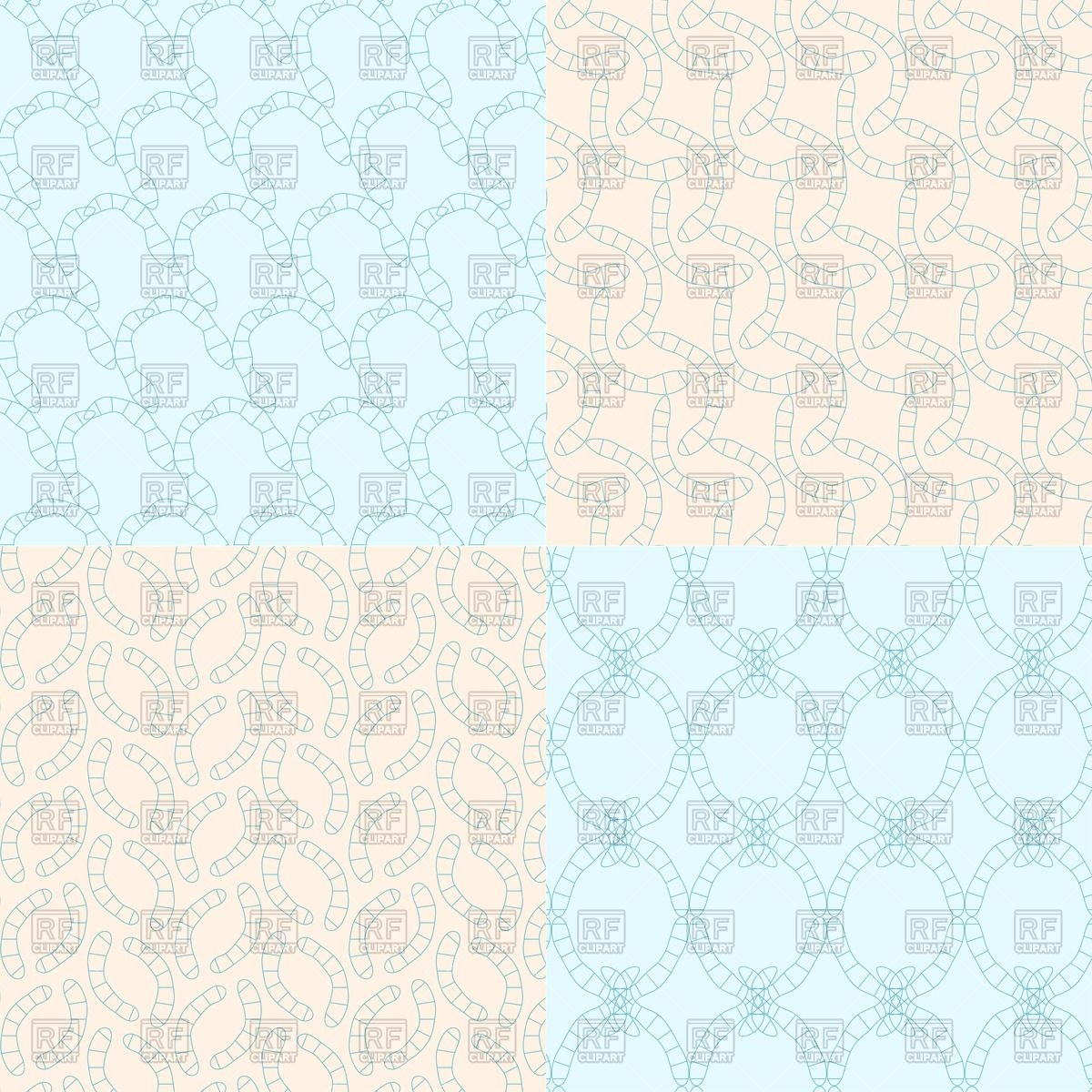 Geometric seamless backgrounds   blue and beige 63153 Backgrounds 1200x1200