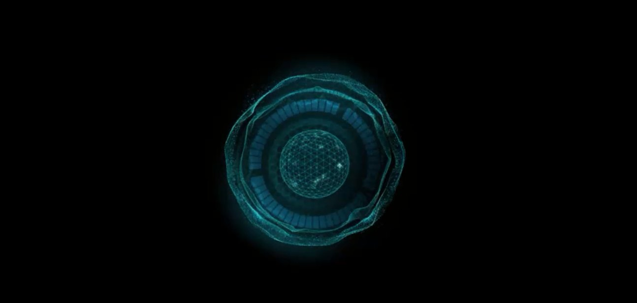 Jarvis Rainmeter Circle Animation by eApathy 1294x617