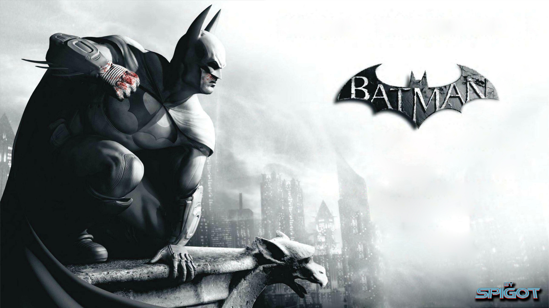 Batman Arkham City Xbox 360 wallpaper   631818 1920x1080
