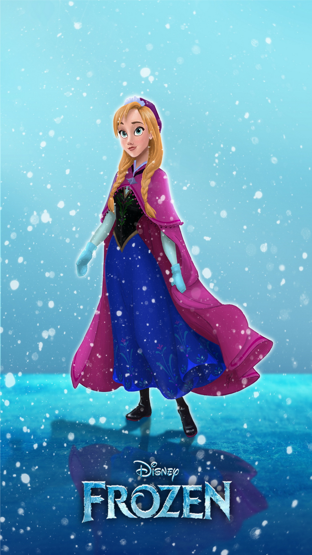 hd disney frozen wallpapers for mobile phone 1080x1920 1080x1920