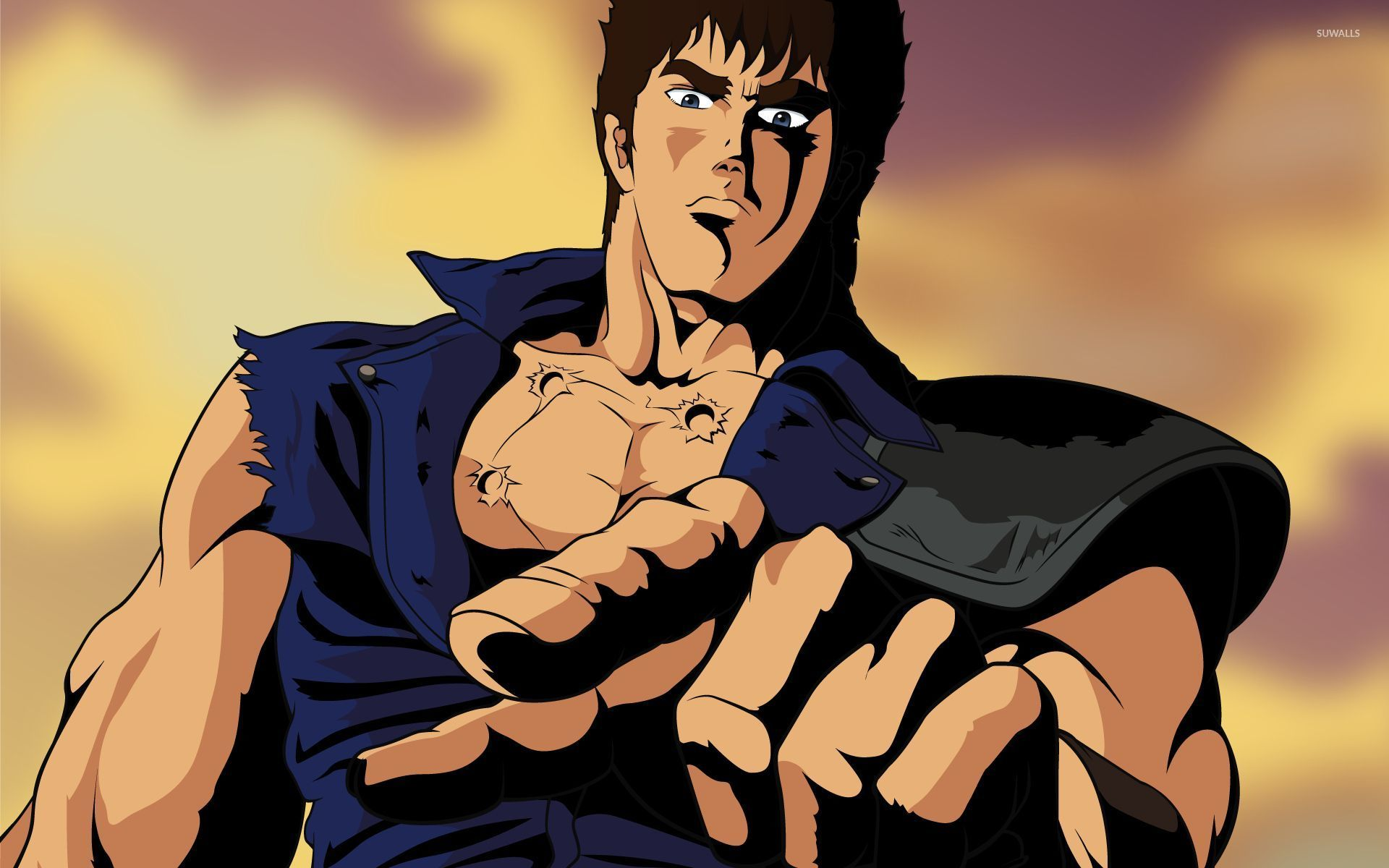 Fist of the North Star wallpaper   Anime wallpapers   28807 1680x1050