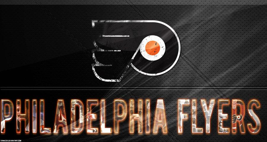 Philadelphia Flyers Wallpaper by Sammzor 900x480