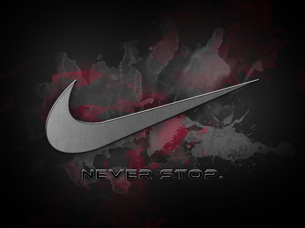 Pink Nike Wallpaper 1024x768