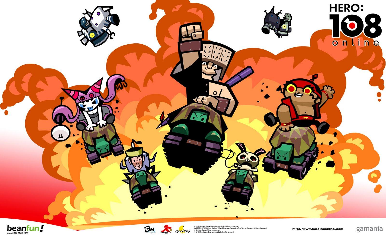 Free Download Cartoon Network Wallpapers Hd Hd Wallpapers