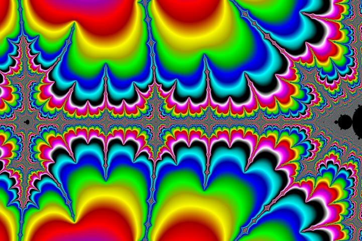 Acid Trip Wallpaper 720x480