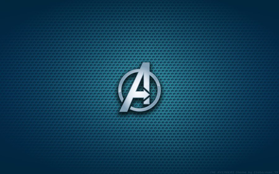 Get Avengers Logo Wallpaper Hd 4K PNG