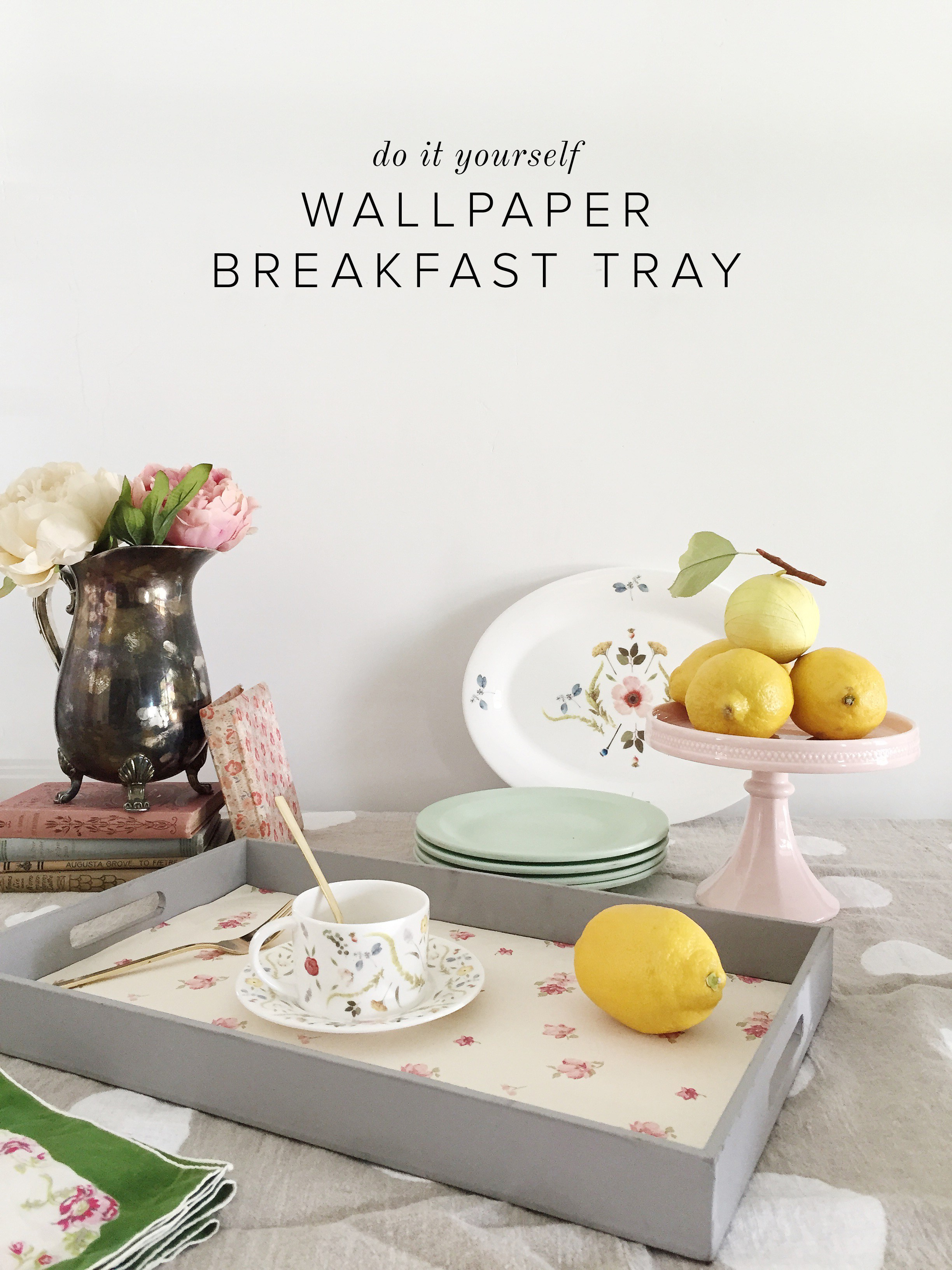 DIY Wallpaper breakfast tray 2448x3264