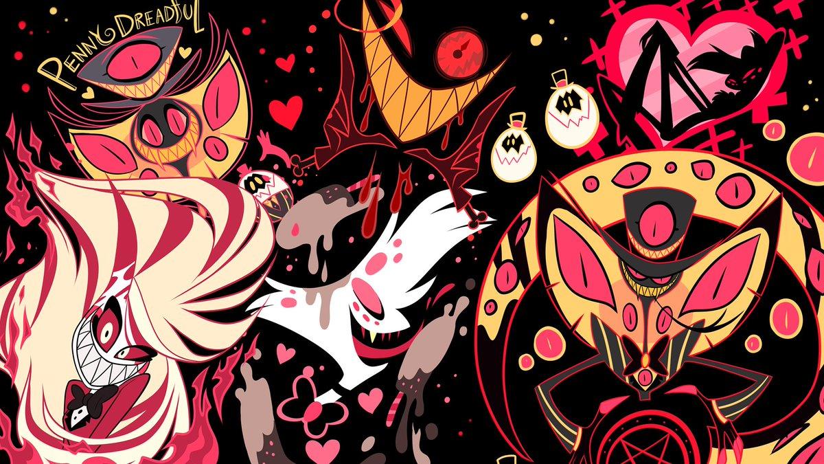 Angel Dust Hazbin   Hazbin Hotel   Zerochan Anime Image Board 1200x675