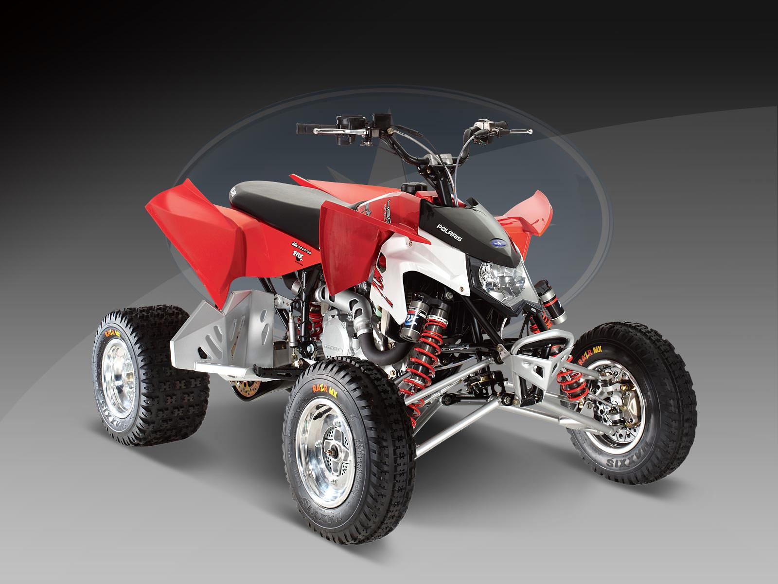 2010 POLARIS Outlaw 450 MXR ATV wallpapers 1600x1200