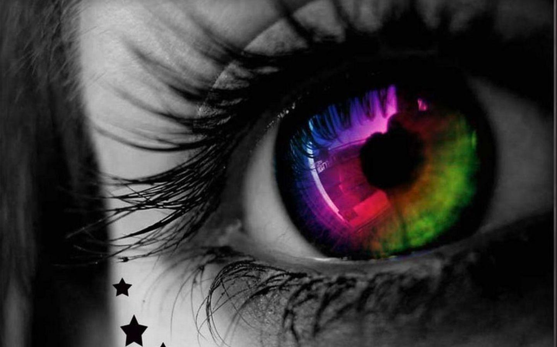 44 Beautiful Eyes Wallpapers For Desktop On Wallpapersafari