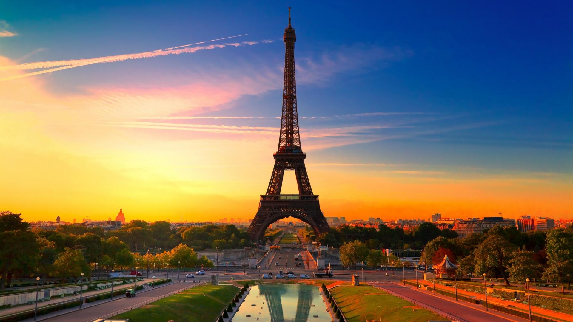 30 Paris Wallpapers The Romance Beneath The City Lights 1920x1080