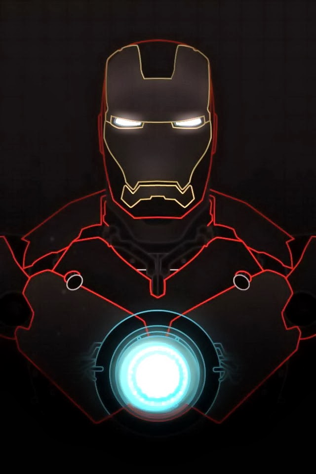 Iron Man Iphone Wallpaper Iron man 640x960