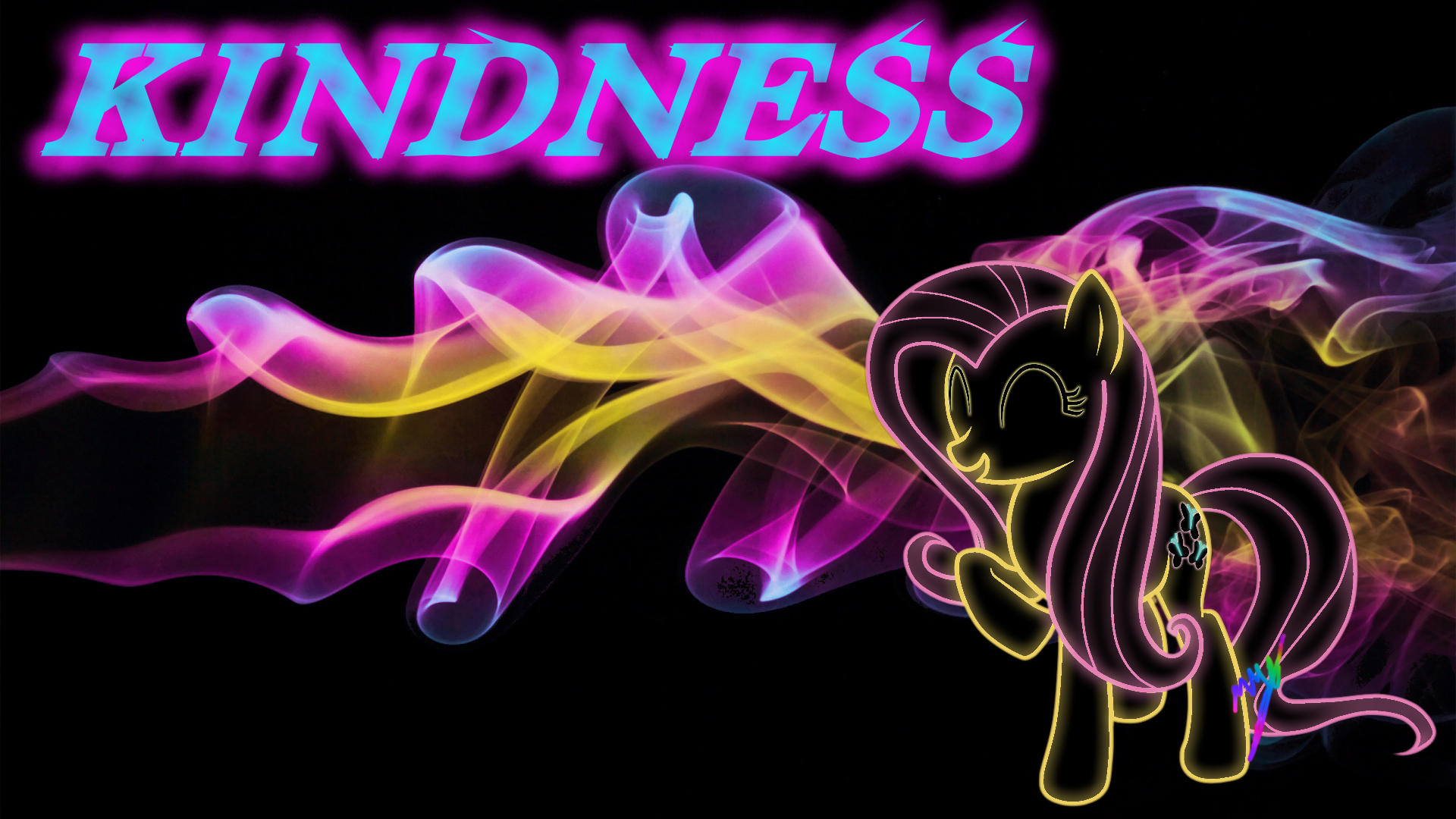 Cute Neon Backgrounds 1920x1080