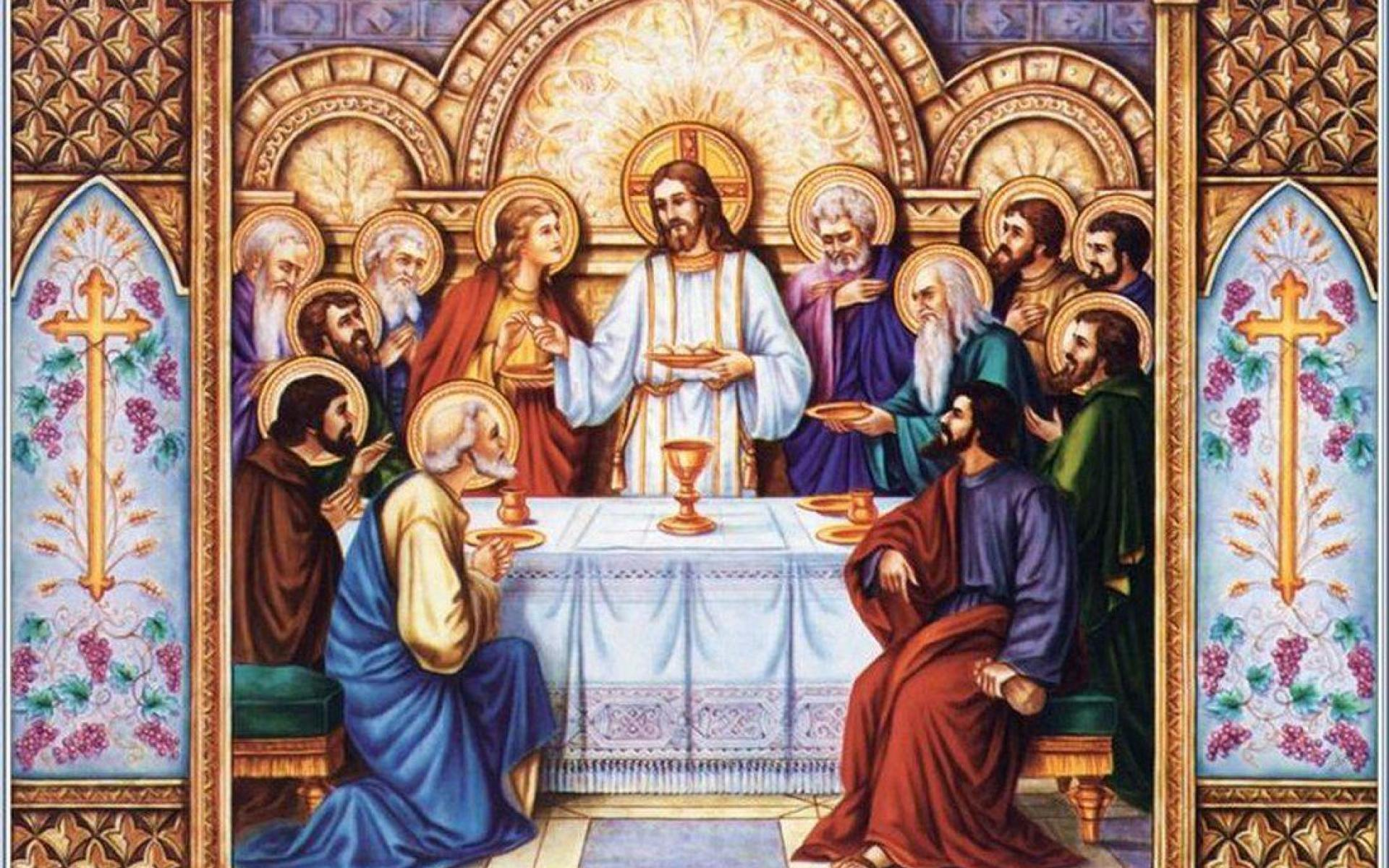 THE LAST SUPPER WALLPAPER   123464   HD Wallpapers   [desktopinHQ 1920x1200