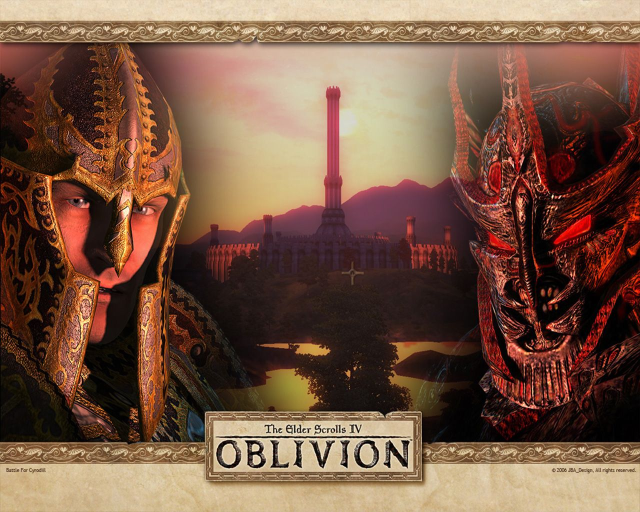 Oblivion Wallpaper wallpaper wallpaper hd background desktop 1280x1024