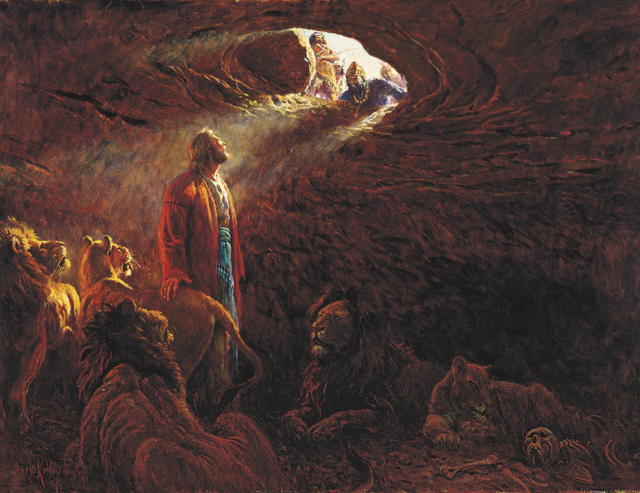 Testament Wallpaper