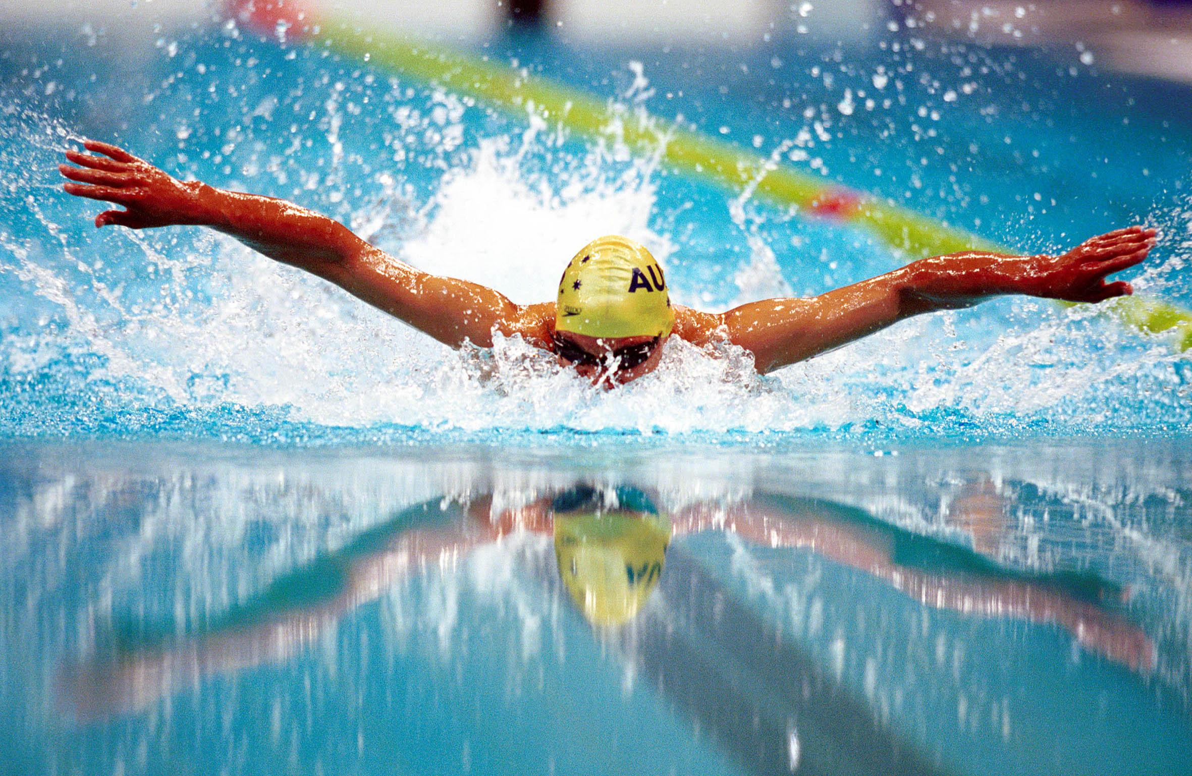 Sport Wallpaper Swim: [44+] HD Swimming Wallpaper On WallpaperSafari