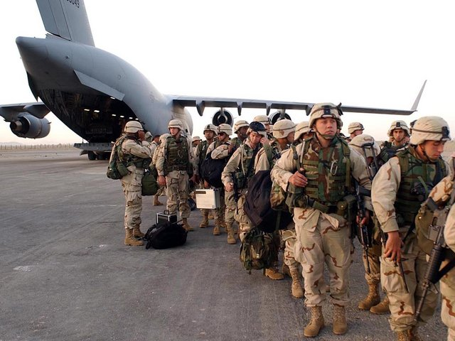 Us Army Infantry Wallpaper Army parachute infantry 640x480
