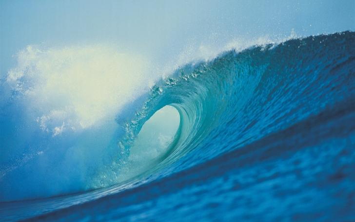blue ocean sea waves 1680x1050 wallpaper High Quality WallpapersHigh 728x455