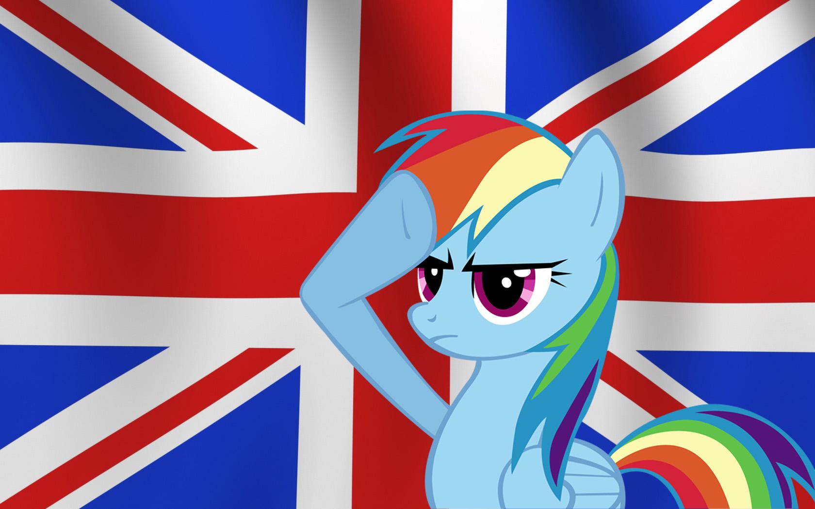 United Kingdom Flag Wallpaperup 1680x1050