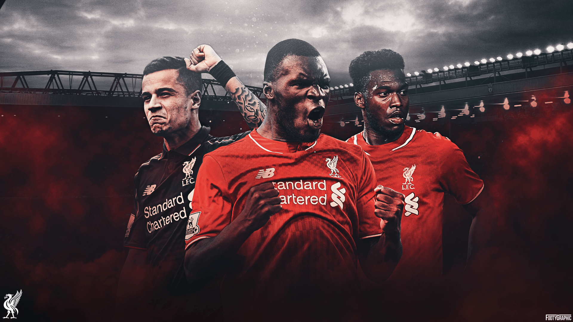 Related Keywords Suggestions for Liverpool Wallpaper 2016 1920x1080