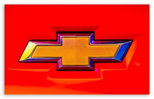 Chevy Emblem HD desktop wallpaper Widescreen High Definition 510x330