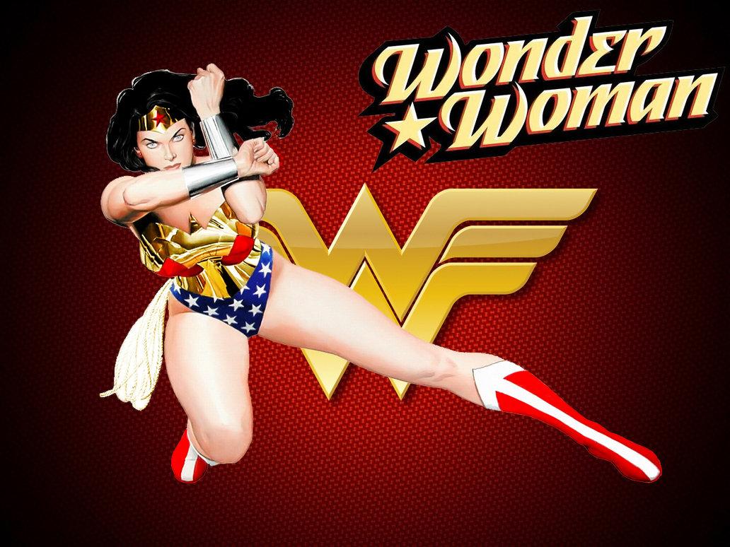 Wonder Woman wallpaper by SWFan1977 1032x774