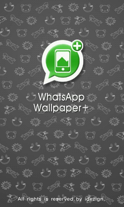 WhatsApp Wallpaper Imgenes de Fondo para Whatsapp APK Full 480x800