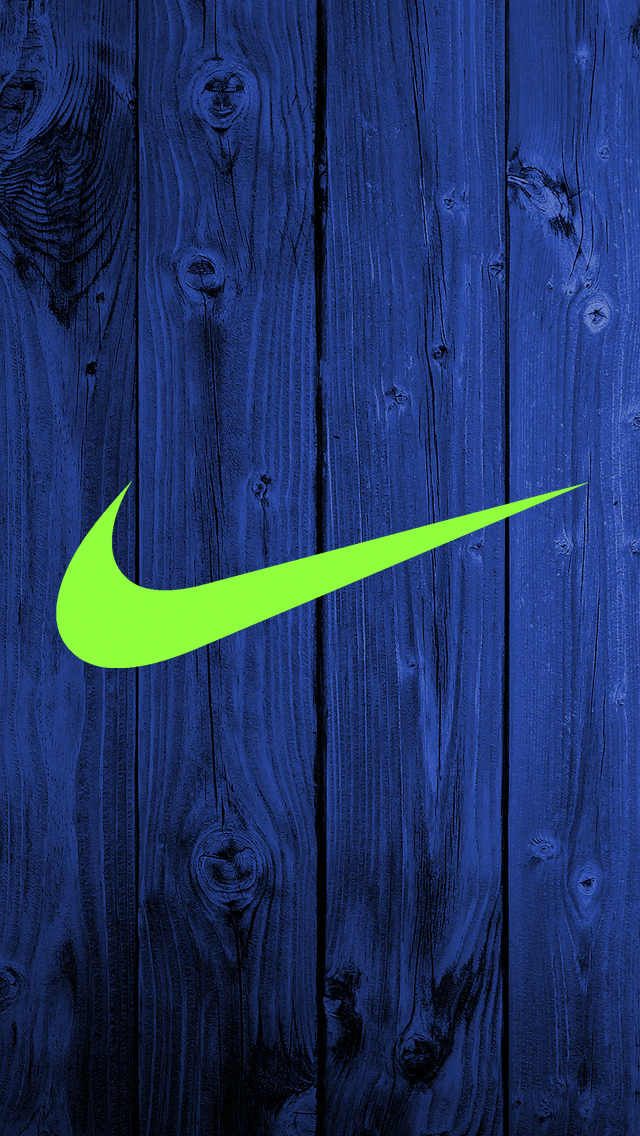 Blue Nike Iphone 5 Wallpaper Wallpapers for my iphone 5 640x1136